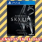 The Elder Scrolls V: Skyrim Ps4 | 1° | Juga Desde Tu Cuenta