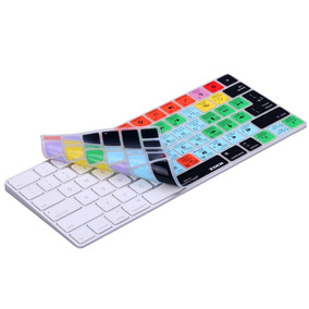 Capa Silicone Protetor Teclado Magic Keyboard Pro Tools