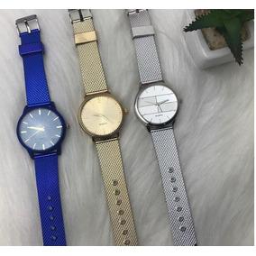 Kit 3 Relógio Feminino Barato