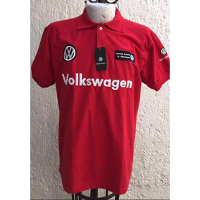 Playera Volkswagen Tipo Polo Color A Elegir