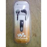 Audifonos Sonyericsson Walkman Originales Modelo: Hpm-70