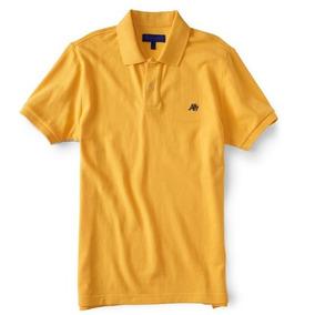 Camisa Polo Aeropostale Manga Curta - Camisa Masculino no Mercado ... acfb3a31add62