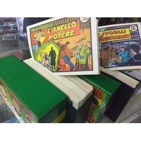 Coleção Gibi Quadrinhos Gim Toro Antigo Italiano Raríssimo