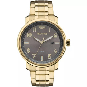 692586bfbed Relogio Ouro 24k - Relógio Masculino no Mercado Livre Brasil
