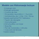 Jacuzzi Modelo Pandora De Esquina Con Accesorios Hidromasaje