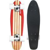 Skate Cruiser Mini Longboard Surf 444200 Red Nose Belfix