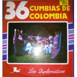 Cumbias De Colombia Lp Los Diplomaticos
