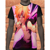 Camiseta Camisa Anime Nanatsu No Taizai Meliodas 939 .