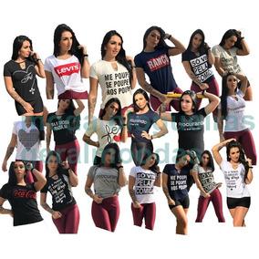 Kit 20 Tshirts Da Moda Para Revenda. Frete Gratis !!! - Calçados ... f30cf71a31027