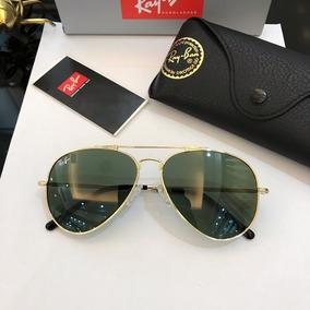 Lindo Óculos Ray Ban 2019 Dourado - Óculos De Sol no Mercado Livre ... d4478ecfee