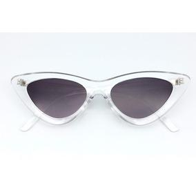0f82545f841a4 Óculos De Sol Retrô Gatinho Clássico Estiloso Proteção S029