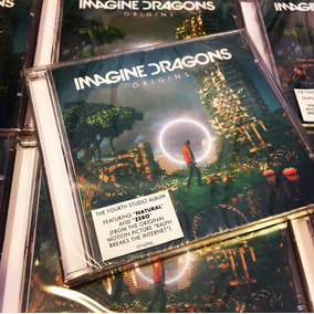 Imagine Dragons Origins Cd Nuevo Original En Stock