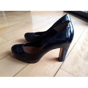 a850942fc7 Scarpin Preto Corello Em Verniz - Sapatos no Mercado Livre Brasil