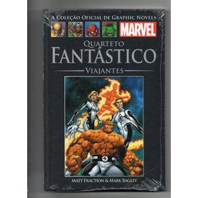 Coleção Marvel Hq Graphic Novels Marvel Ed 133 Quarteto Fant