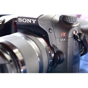 Câmera Sony Alpha A77v+lente Sony 18-135mm F/3.5_5.6