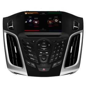 Central Multimídia Focus Aprovada Pela Ford - Ar70
