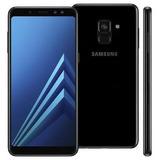 Samsung Galaxy A8 Plus Sm-a730f, Octa Core 2.2ghz Preto