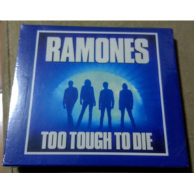 Cd Ramones - Too Tough To Die Expanded +12bônus Oferta Temp