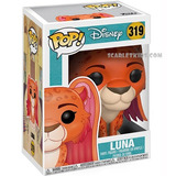 Funko Pop Elena De Avalor Luna 319 Disney Original Scarlet K