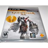 God Of War Saga Ps3* Play Magic