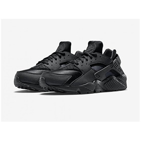 271c0df185888 Zapatillas Nike Air Huarache Run Triple Negro Nuevo Original