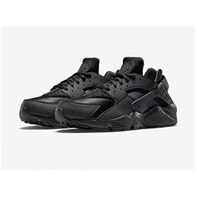 Zapatillas Nike Air Huarache Run Triple Negro Nuevo Original. S  380 2d8f0fd605b
