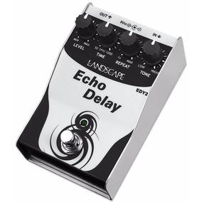 Pedal Landscape Echo Delay 2 Edy2 Guitarra Violão Efeito