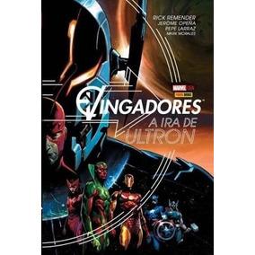 Vingadores : A Ira De Ultron - Encadernado