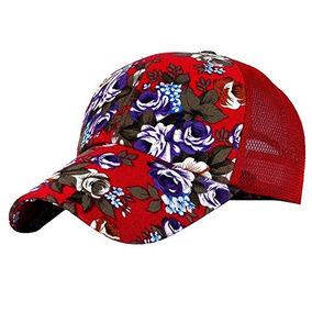 Gorra De Béisbol Del Snapback Eforstore Floral Perforado Cas 26b263c9fbf