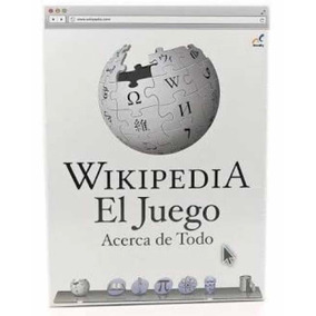 Wikipedia Juego De Mesa En Mercado Libre Mexico