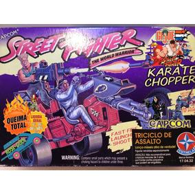 Gi Joe Choppe Karatê Triciclo De Assalto Hasbro& Capcom 1993