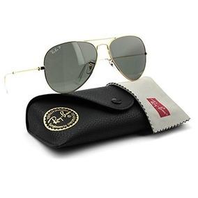 26eeddc9d5dd2 Oculos Ray Ban Aviator Polarizado Tamanho 58 - Óculos no Mercado ...