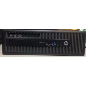 Cpu Computadora Hp Prodesk 400 G1 I3 2gb 500gb