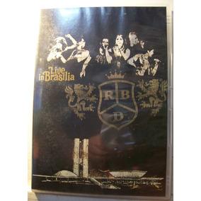 o dvd rbd live in brasilia
