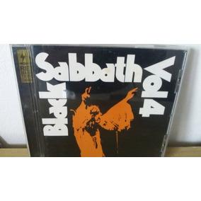 Cd - Black Sabbath- Vol. 4