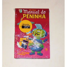 Hq Gibi Manual Do Peninha- Disney Editora Abril Capa Dura.