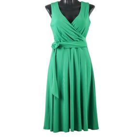 Vestido Ralph Lauren Verde