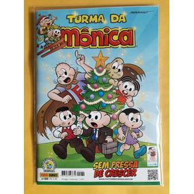 Revista Turma Da Monica N°32 - Sem Pressa De Crescer