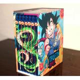Dragon Ball, Dbz, Dbgt Y Dbsuper Completo Calidad Fullhd