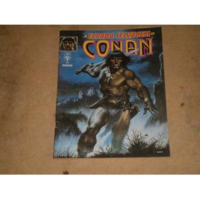 Conan - A Espada Selvagen De Conan - Antigas E Raras