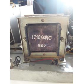 Transformador Do Amplificador Gradiente Modelo 120