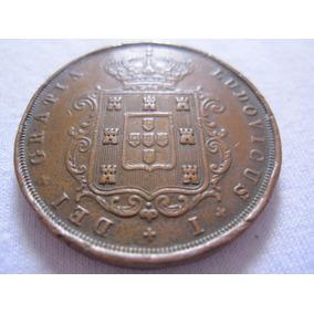 Moeda Antiga : Portugal - Xx Réis -1874 - Raridade