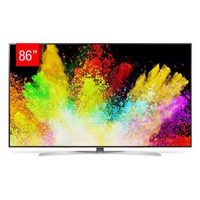 Tv Led Lg 86sj9570 Uhd 4k Smart Pronta Entrega