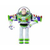 Figura De Acción Parlante Buzz Lightyear Toy Story Con Alas
