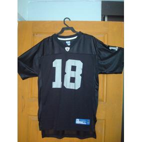 Jersey Raiders Randy Moss Reebok Usado Talla Xl De Niño a379abb6bd4