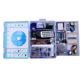 Kit Arduino Completo + 200 Componentes
