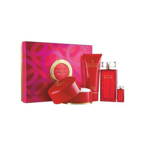 Perfume Estuche Red Door -elizabeth