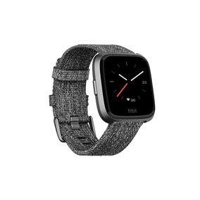 Smartwatch Fitbit Versa Edición Especial Gris Oscuro (con Nf