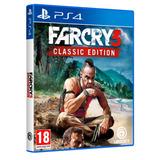 Far Cry 3 Classic Edition / Juego Físico / Ps4