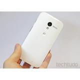 Celular Motorola Moto G 8gb Xt1033 Vitrine + Brinde Origina